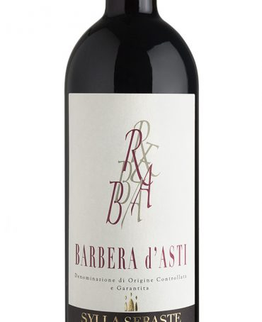 Barbera d'Asti DOC - Sylla Sebaste (bottle)