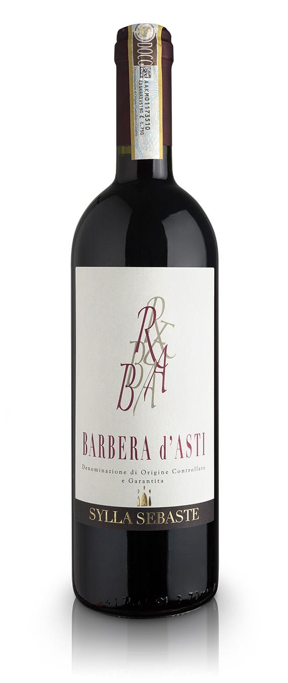 Barbera d'Asti DOC - Sylla Sebaste (bottle)