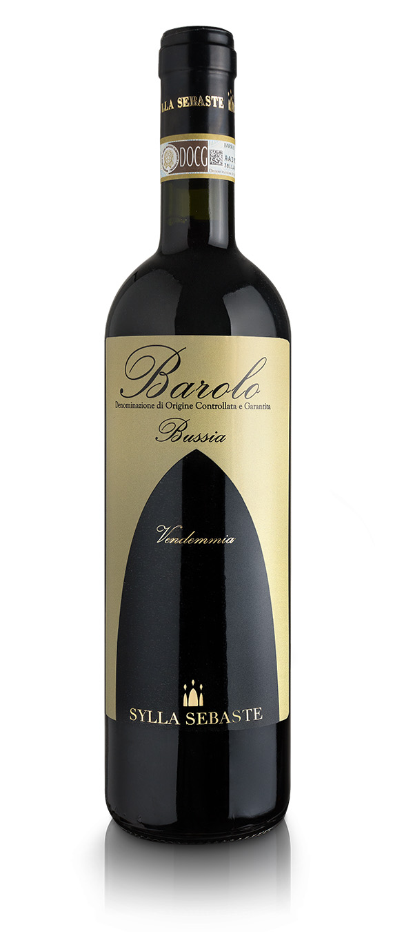 Barolo Bussia DOCG - Sylla Sebaste (bottle)