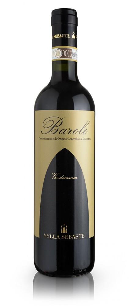 Barolo DOCG - Sylla Sebaste (bottle)