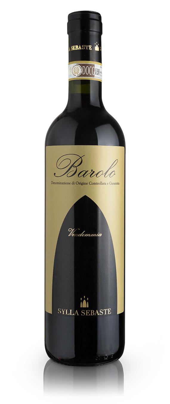 Barolo DOCG - Sylla Sebaste (bottiglia)