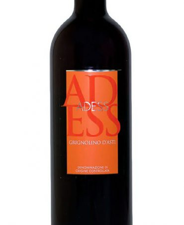 Grignolino d'Asti DOC Adess - Cascina Valeggia (bottle)