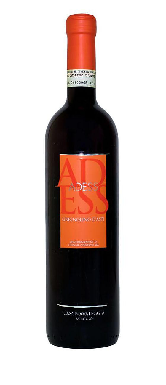 Grignolino d'Asti DOC Adess - Cascina Valeggia (bottiglia)