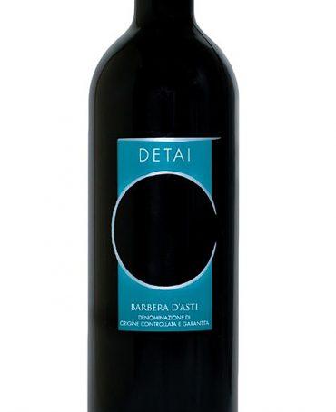 Barbera d'Asti DOCG - Detai - Cascina Valeggia (bottiglia)