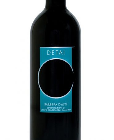 Barbera d'Asti DOCG - Detai - Cascina Valeggia (bottle)