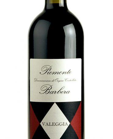 Piemonte Barbera DOC - Cascina Valeggia (bottle)