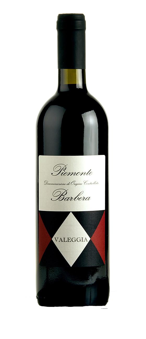 Piemonte Barbera DOC - Cascina Valeggia (bottiglia)