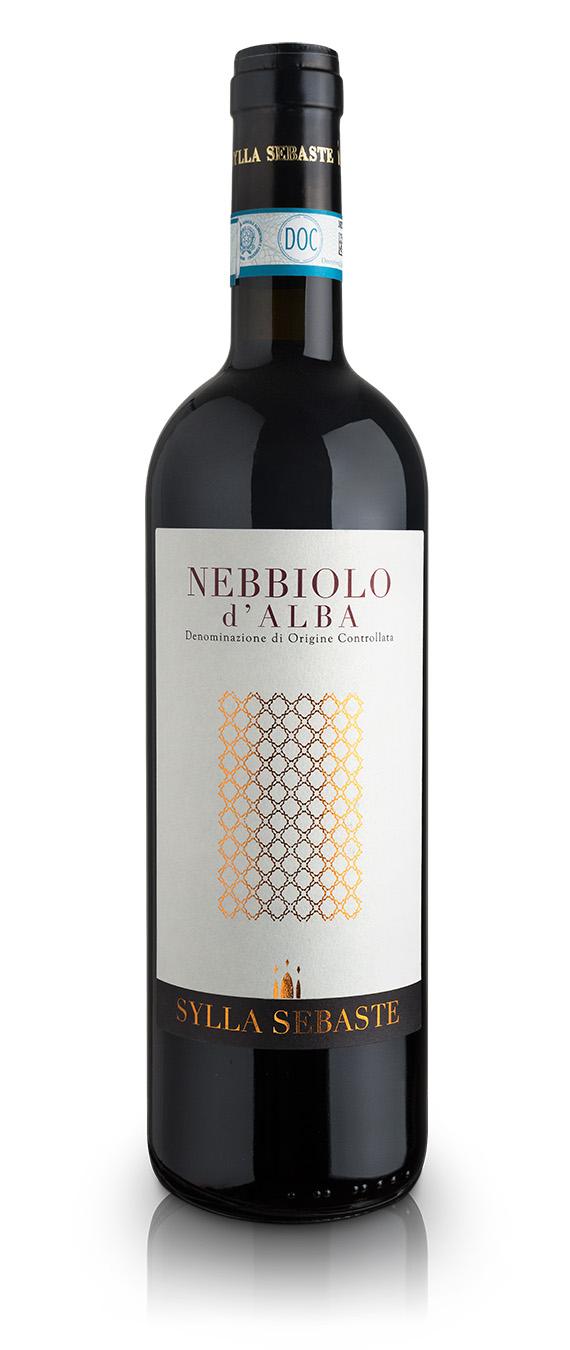 Nebbiolo d'Alba DOC - Sylla Sebaste (bottle)