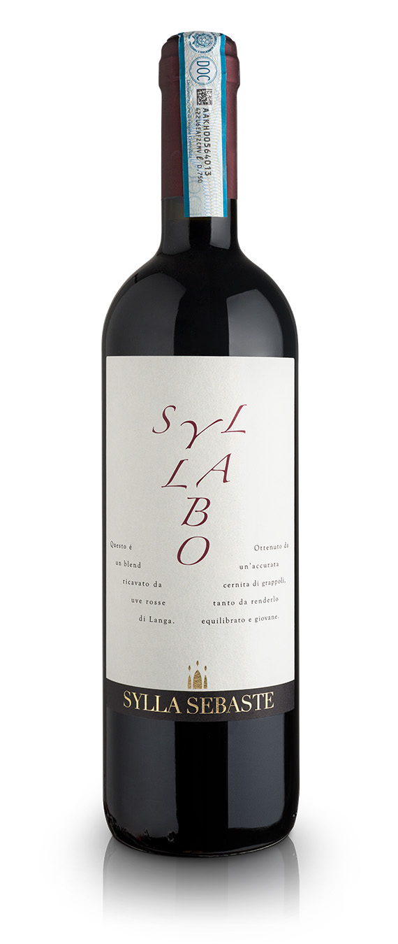 Syllabo Langhe Rosso DOC - Sylla Sebaste (bottle)