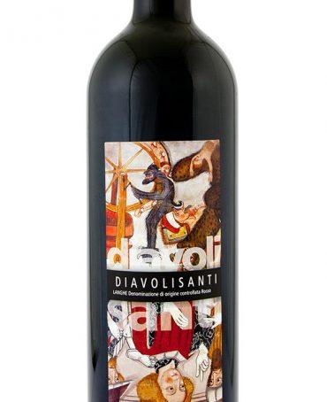 Langhe DOC Rosso Diavolisanti - Bricco Cucù - Bottiglia