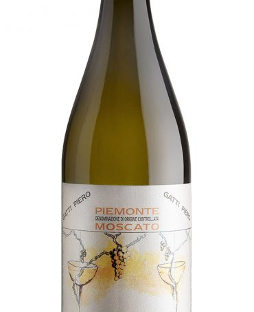 Gatti Piero Piemonte Moscato bottle