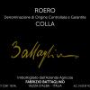 Roero DOCG Colla - Battaglino (etichetta)