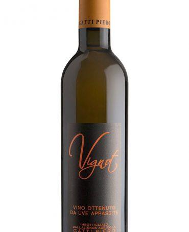 """Vino ottenuto da uve appassite """"Vignot"""" - Gatti Piero (bottiglia)"""
