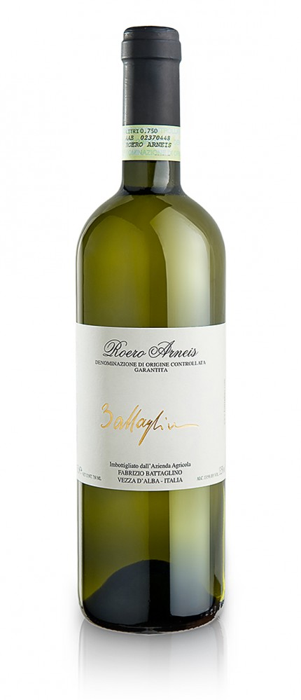 Roero Arneis DOCG - Battaglino (bottle)