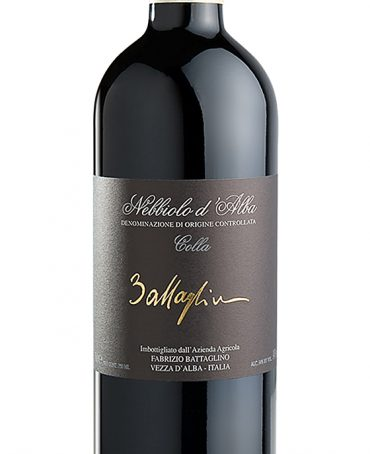 Nebbiolo d'Alba DOC Colla - Battaglino (bottle)