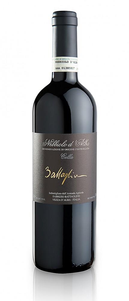 Nebbiolo d'Alba DOC Colla - Battaglino (bottle)