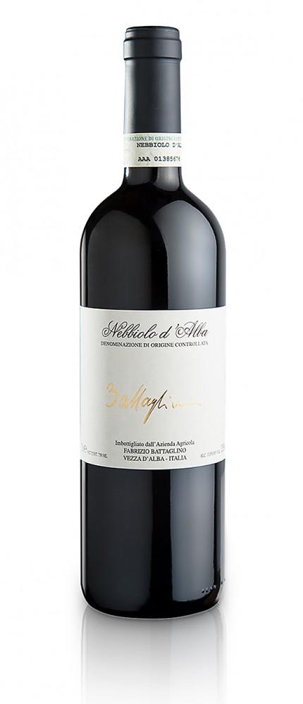 Nebbiolo d'Alba DOC - Battaglino (bottiglia)