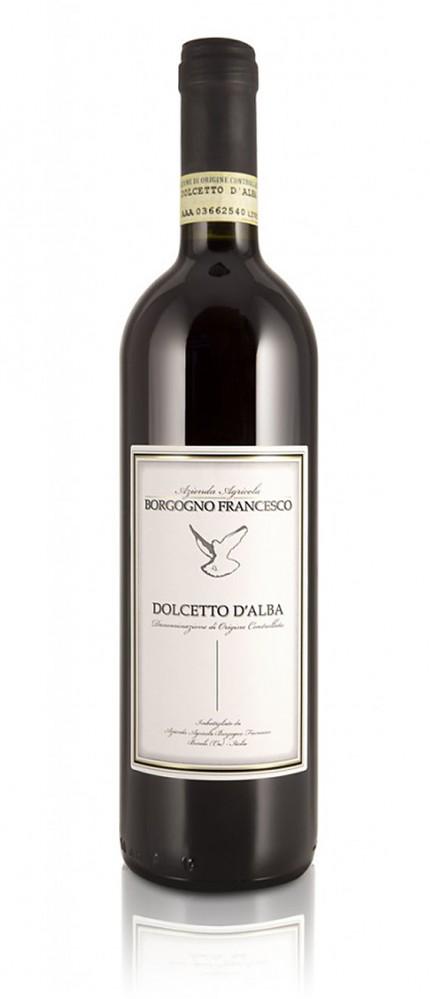 Dolcetto d'Alba DOC - F. Borgogno (bottle)