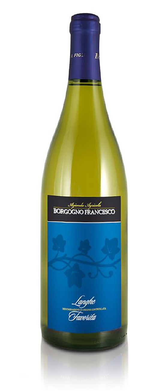 Langhe Favorita DOC - F. Borgogno (bottle)