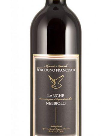 Langhe Nebbiolo DOC - F. Borgogno (bottle)