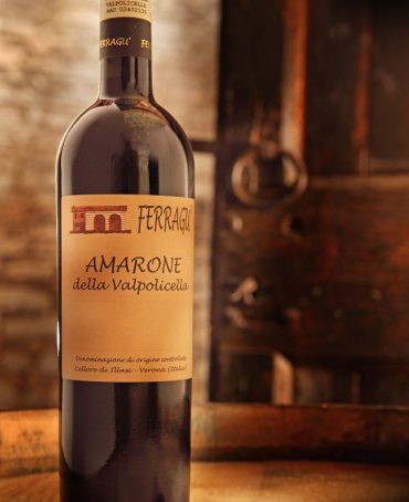Amarone della Valpolicella DOCG - Ferragù (bottle)