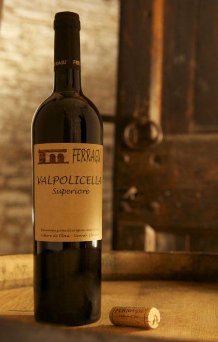 Valopolicella Superiore DOC - Ferragù (bottiglia)