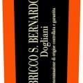 Dogliani DOCG San Bernardo - Bricco Cucù - Label