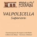 Valopolicella Superiore DOC - Ferragù (etichetta)