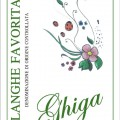Langhe Favorita DOC - Ghiga (etichetta)