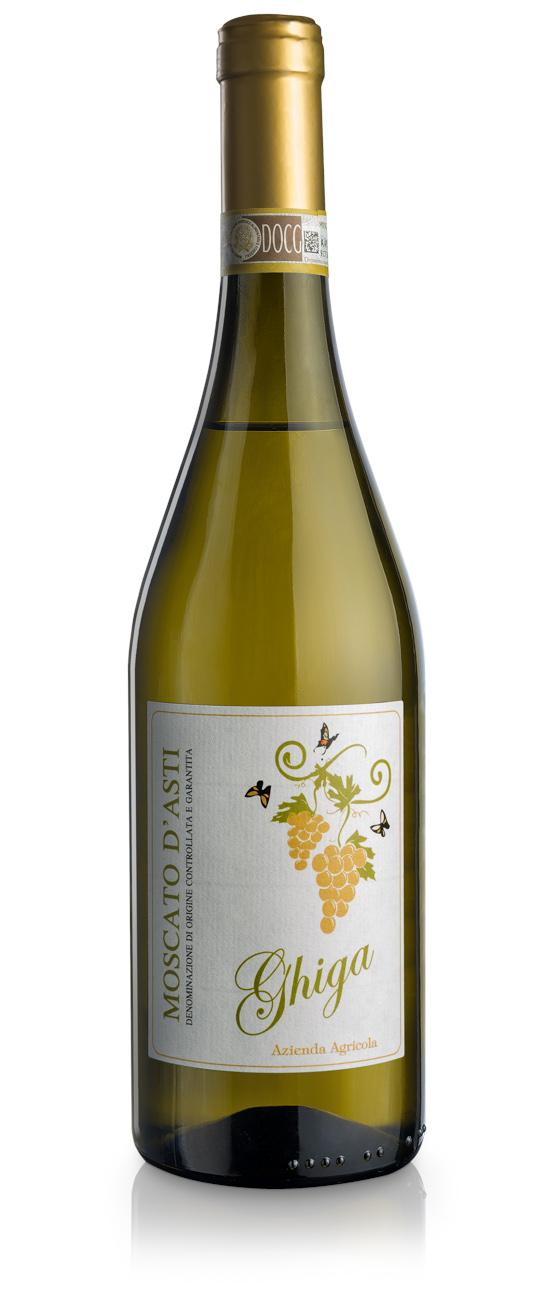 Moscato D'Asti DOCG - Bottle