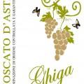 Moscato D'Asti DOCG - Ghiga - Etichetta