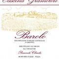 Barolo DOCG 2009 - Gramolere - Etichetta