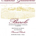 Barolo DOCG 2009 - Gramolere - Label
