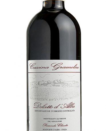 Dolcetto d'Alba DOC - Gramolere (bottiglia)