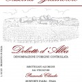 Dolcetto d'Alba DOC - Gramolere - Label