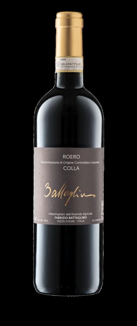 Roero DOCG Colla - Battaglino (bottiglia)