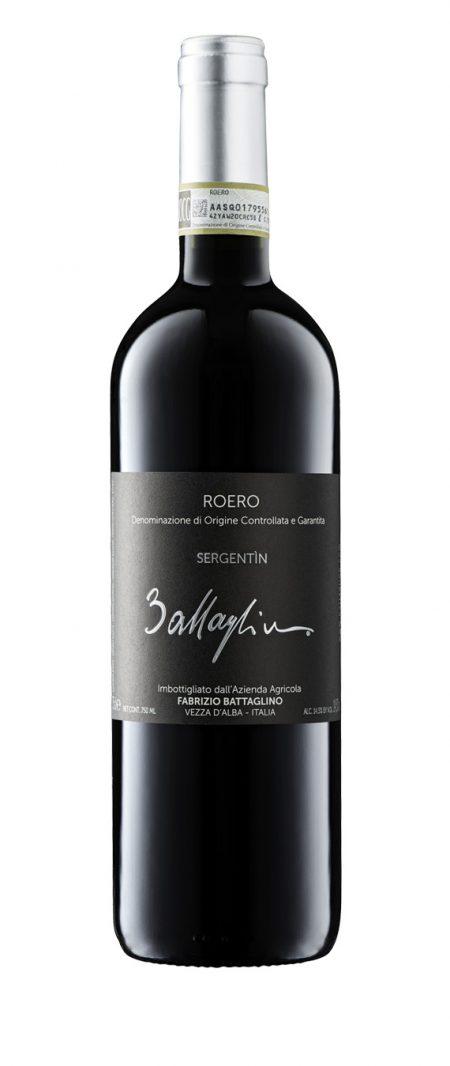 Roero DOCG Sergentin - Battaglino (bottiglia)