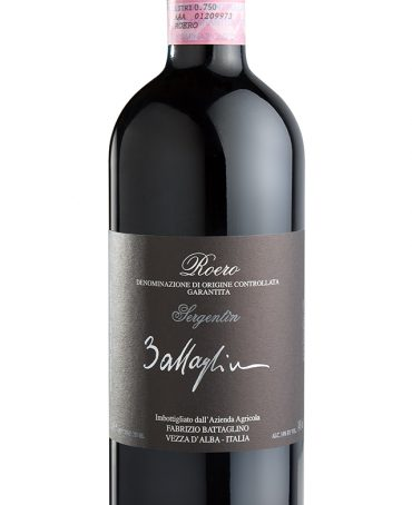 Roero DOCG Sergentin - Battaglino (bottle)