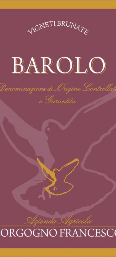 Barolo DOCG Brunate - F. Borgogno (etichetta)