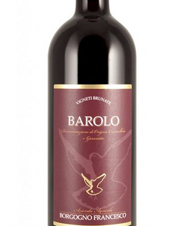 Barolo Brunate DOCG - F. Borgogno (bottle)