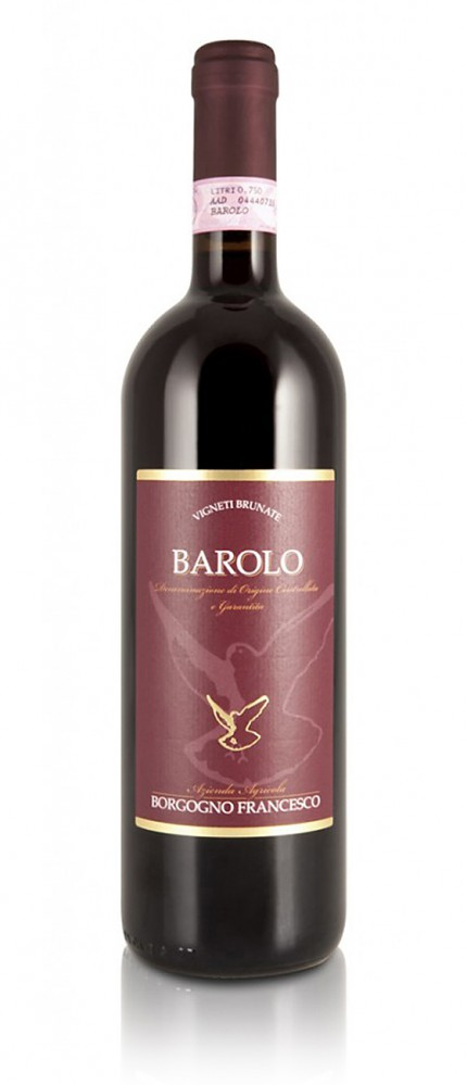 Barolo DOCG Brunate 2010 - F. Borgogno (bottle)
