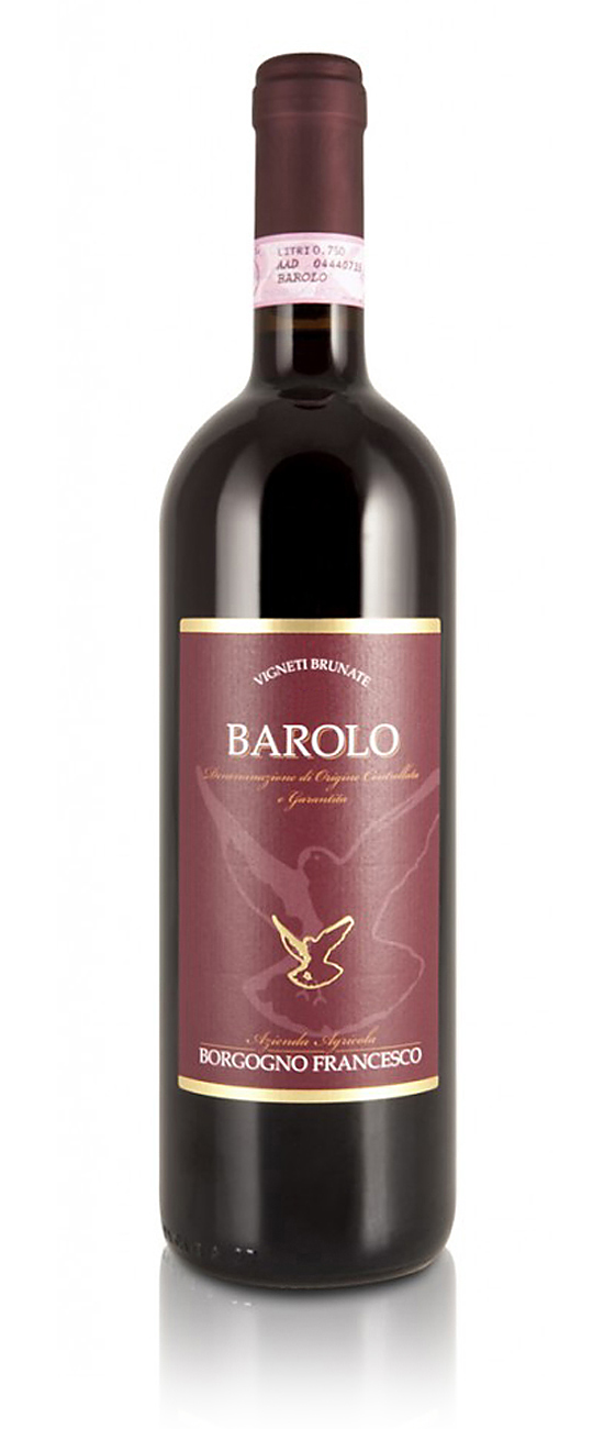 Barolo DOCG Brunate - F. Borgogno (bottiglia)