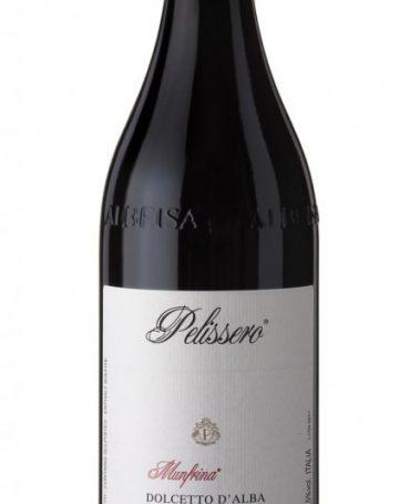 Dolcetto d'Alba DOC Munfrina - Pelissero (bottle)