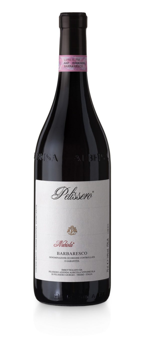 Barbaresco DOCG Nubiola - Pelissero (bottle)