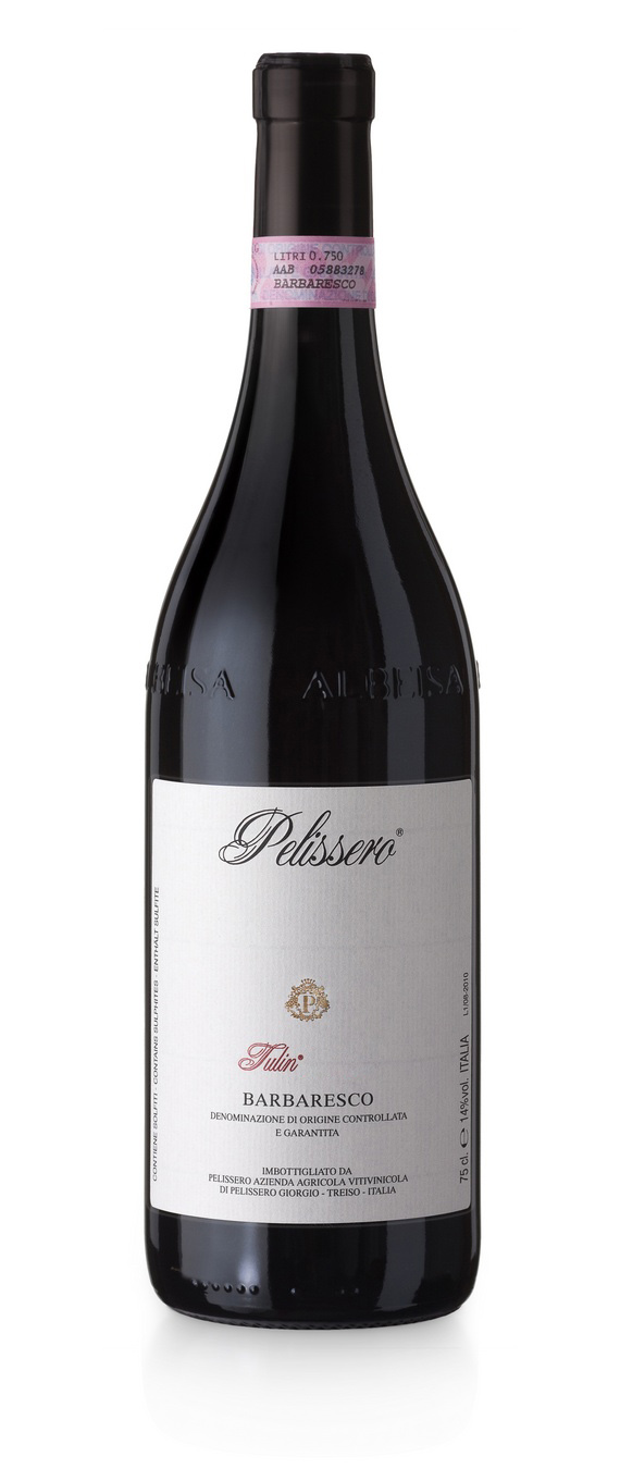Barbaresco DOCG Tulin - Pelissero (bottle)
