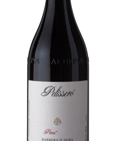Barbera d'Alba DOC Piani - Pelissero (bottle)