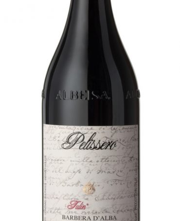 Barbera d'Alba DOC Tulin - Pelissero (bottle)