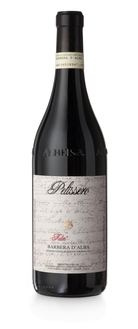 Barbera d'Alba DOC Tulin - Pelissero (bottiglia)