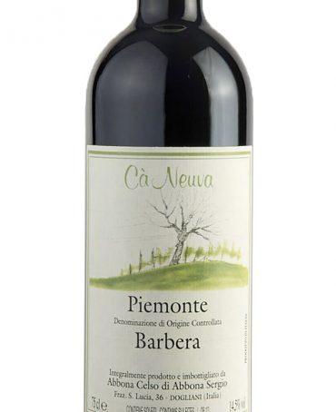 Piemonte Barbera DOC - Cà Neuva (bottiglia)