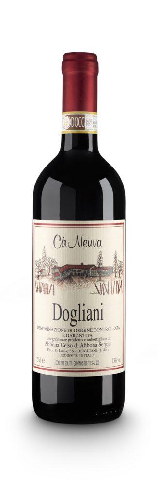 Dogliani DOCG - Cà Neuva (bottle)